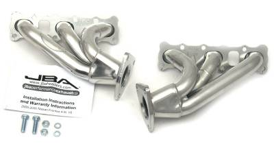 Frontier Silver Ceramic Coated Headers