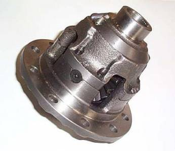 Frontier Limited Slip Differential