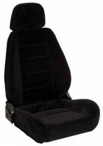 Sport Seat Black Cloth