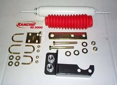 Hardbody Steering Enhancement Package