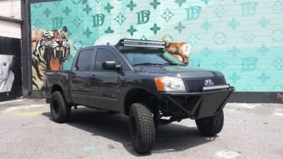 Titan Prerunner Front Bumper