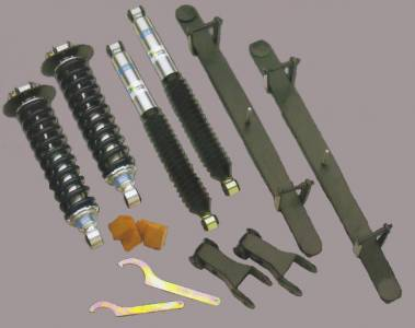 Titan Coil Over Lowering Kit