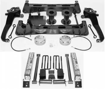 TrailMaster 6 Inch Suspension Package