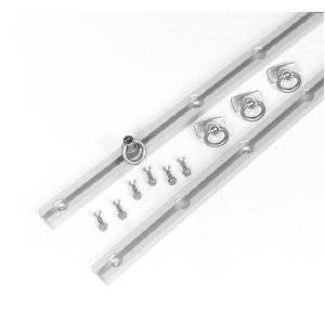 Hi-Lift Slide-N-Lock Tie Down System