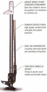 Hi-Lift Cast and Steel Jack