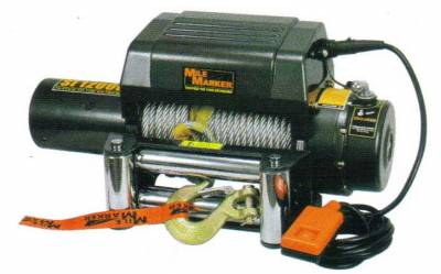 Mile Marker SI12000 Electric Winch