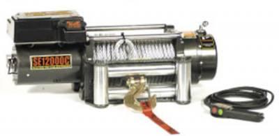 SEC12 12,000 Pound Electric Winch