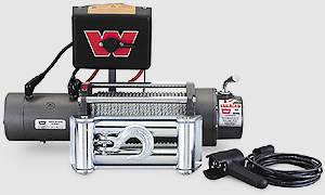 Warn XD9000 Winch