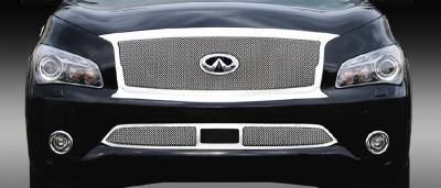 Polished Mesh Grille Replacement