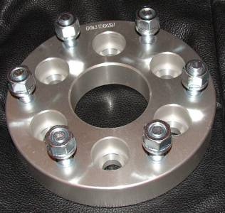 6 on 4-1/2 Wheel Spacer