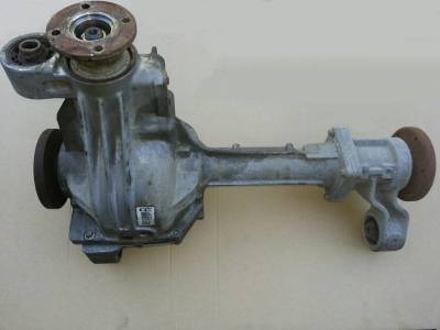 Assembled M205 Front Differential