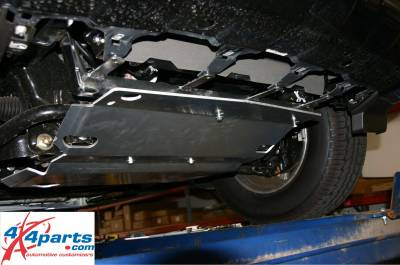 Frontier Complete Set of Skid Plates