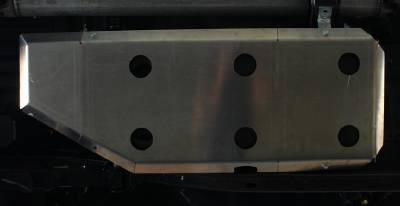 Xterra Gas Tank Skid Plate