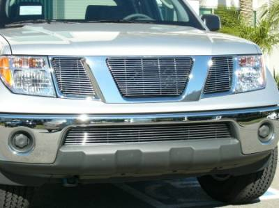 Bumper Billet Grille For Chrome Bumper