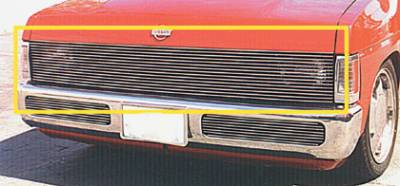 Nissan Hardbody Phantom Grille Billet