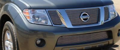 Pathfinder Bumper Billet Grille Insert
