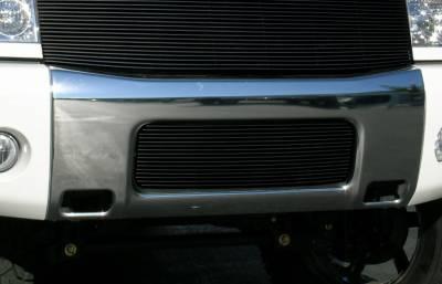 Titan Bumper Billet Insert In Black