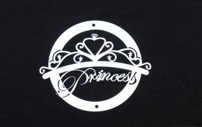 Princess Universal Grille Logo