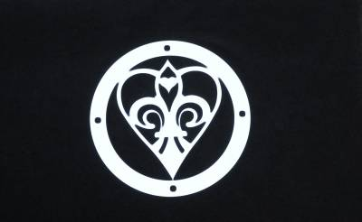 Heart Universal Grille Logo