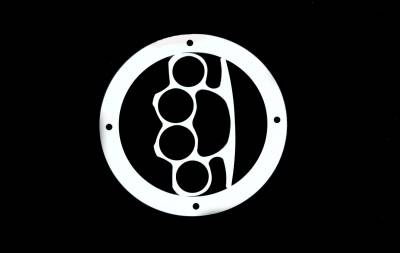 Brass Knuckle Universal Grille Logo