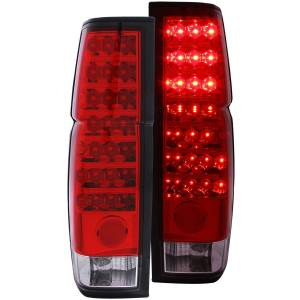 HARDBODY L.E.D TAIL LIGHTS
