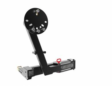 Hitchgate Solo Tire Carrier