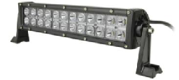 "13.5"" Combo Beam Double Row Light Bar"