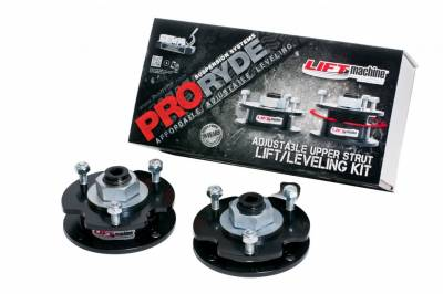 ADJUSTABLE FRONT LIFT LEVELING KIT