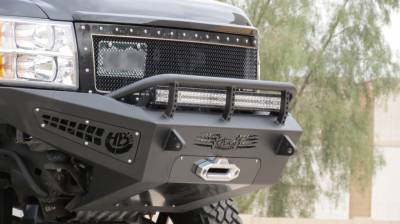 CHEVY 2500/3500 HONEYBADGER FRONT BUMPER