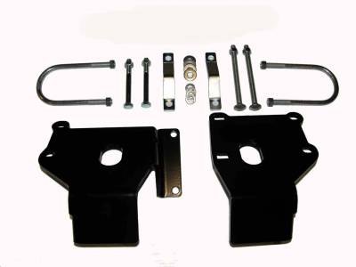 LOWER CONTROL ARM SKID PLATE