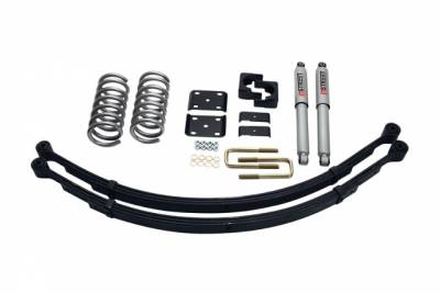 TITAN LOWERING KIT WITH SHOCKS