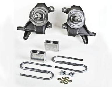 FRONTIER LOWERING KIT