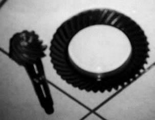 H233B Ring & Pinion 5.57