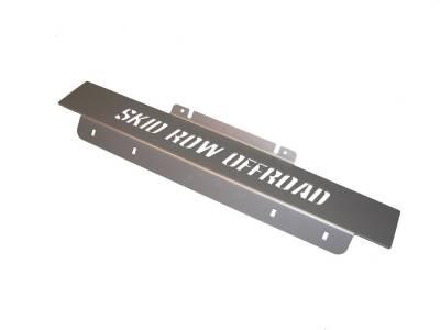 JK Front Skid Plate