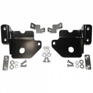 Lower Control Arm Skid Plate Set