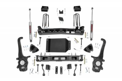 TITAN 4 INCH SUSPENSION LIFT KIT