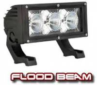 LED Lights - Pathfinder - 30W Modular LED Light Flood Beam SPACIMLED30WFLOOD