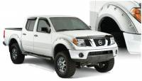 Accessories - Fender Flares - Frontier Pocket Style Fender Flares