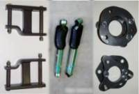 2005-2014 Frontier Suspension Packages - Basic Suspension Lifts & Lift Packages - ACS Lift With Lift Shackles
