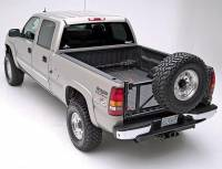 Rear Bumpers - Frontier - Frontier Rear Tire Carrier