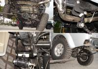 Rear Suspension Components - Xterra - Xterra Revolver Shackles