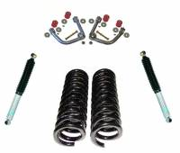 Titan - Custom Suspension Systems - Uniball Articulator Suspension Pkg With Bilstein Rear Shocks