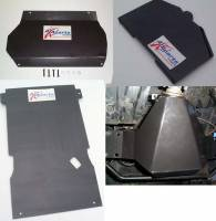 Pathfinder Complete Set of Skid Plates