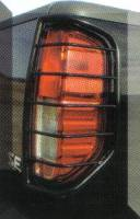 Armor - Tail Light Guards - Frontier Tail Light Guards