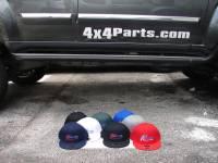 4x4Parts Merchandise - 4x4parts Snapback Hat
