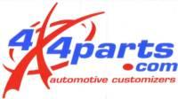 4x4Parts Merchandise - 4x4parts Decal