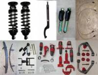 2005-2014 Frontier Suspension Packages - Crawler & Competition Suspension Packages - The Totally Iconic Lift