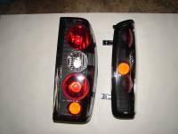 Black Smoke Euro Tail Lights
