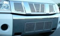 Billet Grilles - Armada - Armada Platinum Series Billet Bumper Insert
