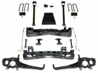 Titan - Rancho Suspension Systems - Rancho 4 Inch Suspension Package With RS9000XL Shocks